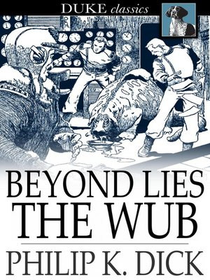 cover image of Beyond Lies the Wub